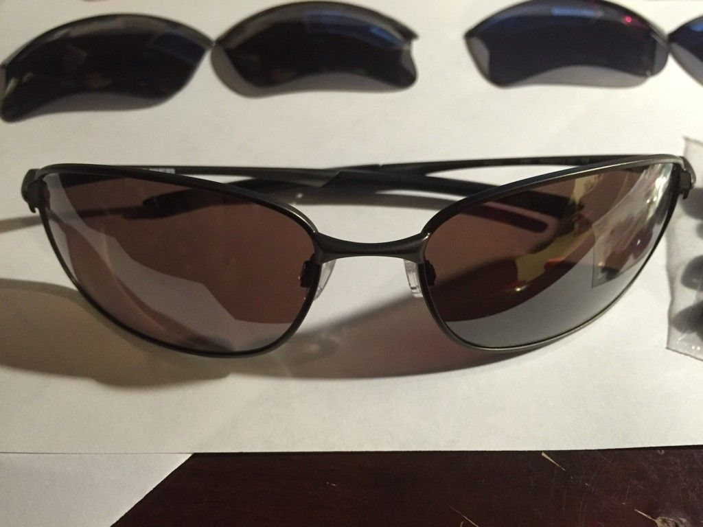 Ti Square Wire, Taper, Flak Jacket With Extra Lenses. Sold - ImageUploadedByTapatalk1413262191.405555.jpg