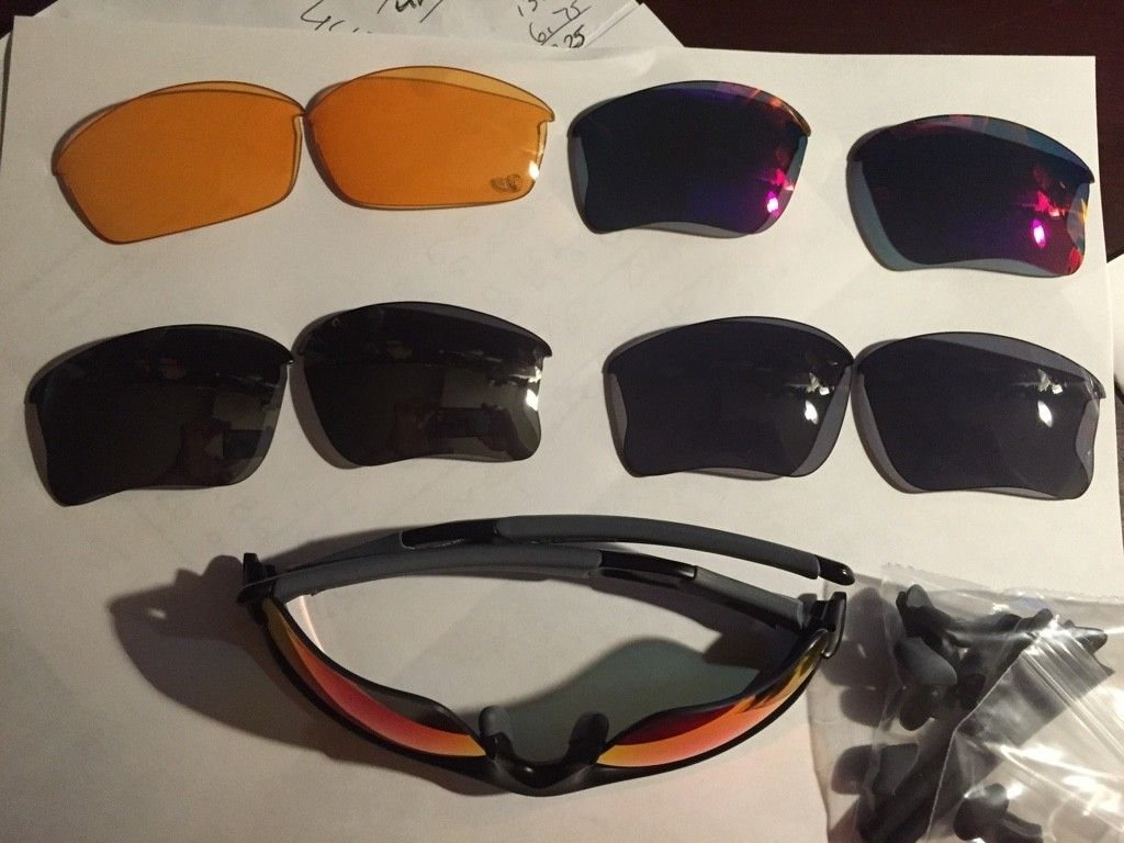 Ti Square Wire, Taper, Flak Jacket With Extra Lenses. Sold - ImageUploadedByTapatalk1413262224.140092.jpg