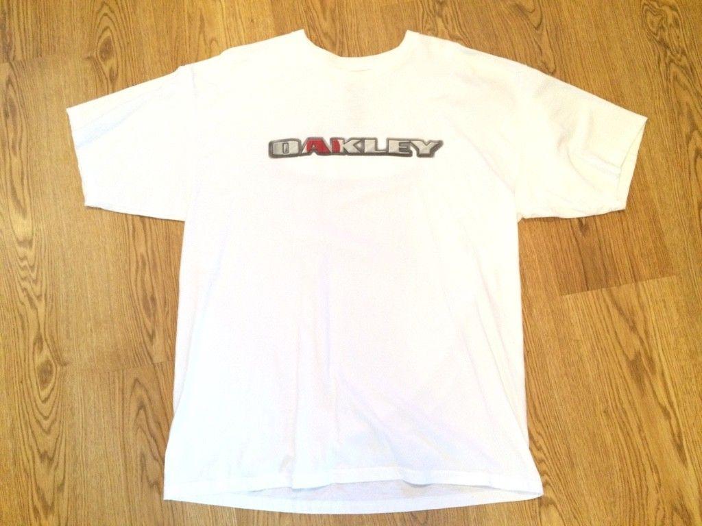 Oakley T-Shirts......XL......$15 - ImageUploadedByTapatalk1413826506.191816.jpg
