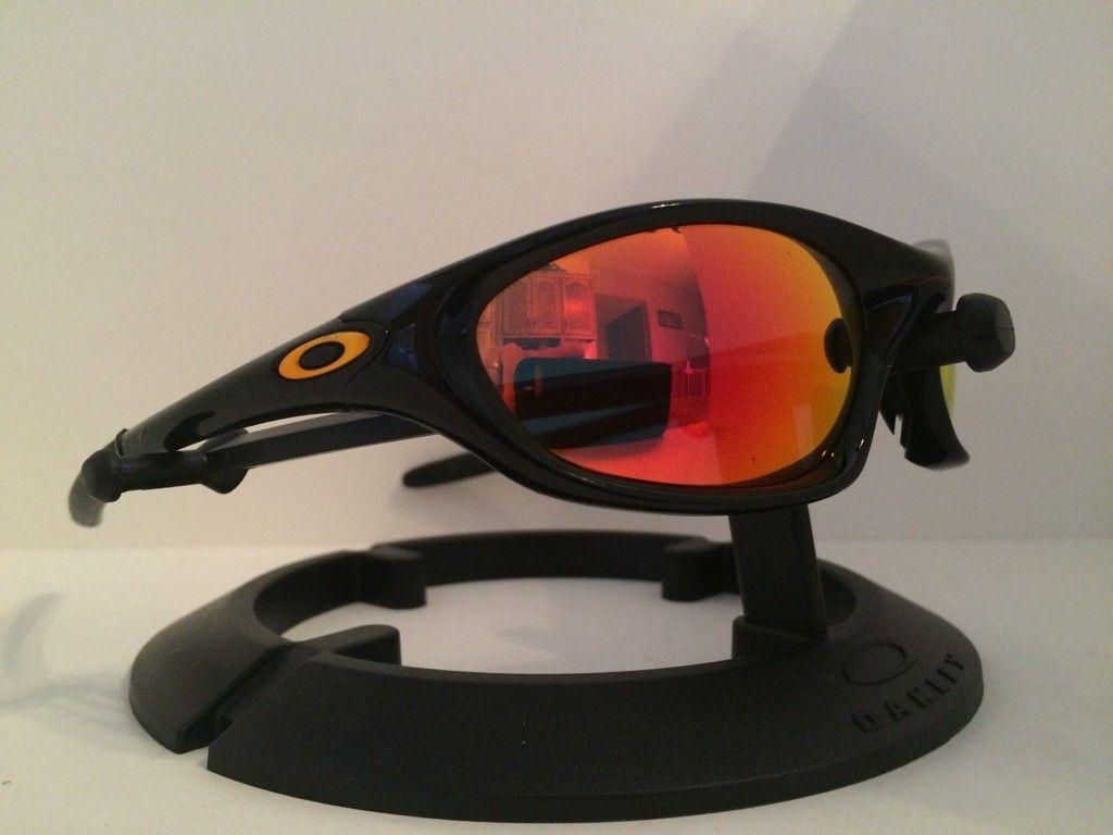 Oakley XX Twenty......Polished Black/Ruby - ImageUploadedByTapatalk1413827994.467641.jpg