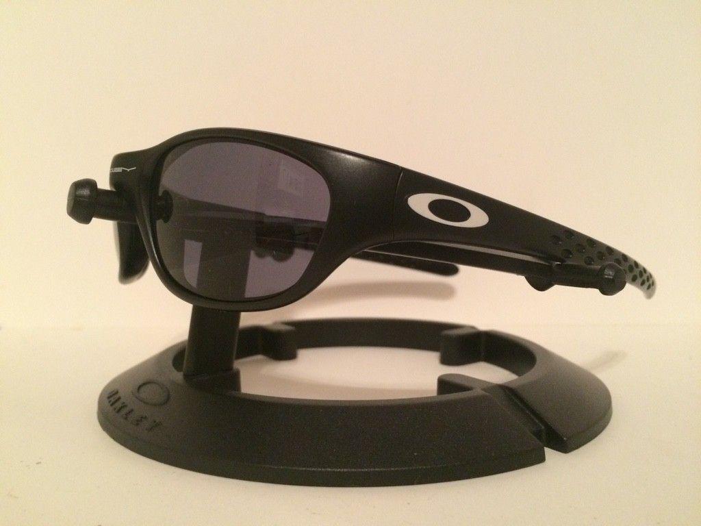 Oakley Fives 2.0......Matte Blk/BI....1st Generation.......$45 - ImageUploadedByTapatalk1413844826.168456.jpg