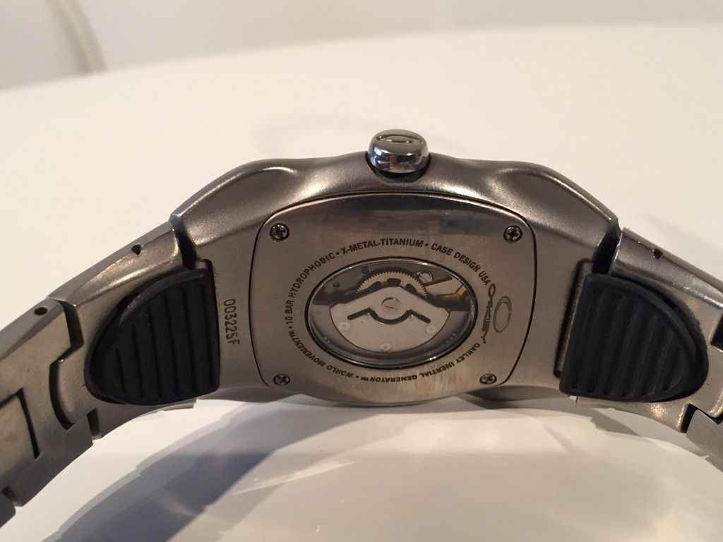 Timebomb Watch With Forged Band. - ImageUploadedByTapatalk1414023871.455059.jpg
