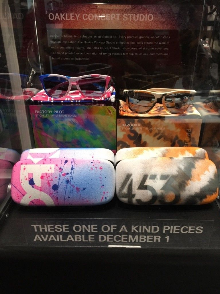 Oakley Concept Studio - Just saw these tonight! - ImageUploadedByTapatalk1416202621.295481.jpg