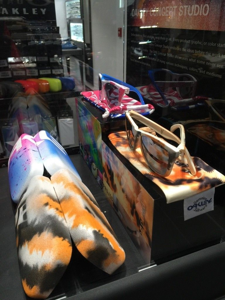 Oakley Concept Studio - Just saw these tonight! - ImageUploadedByTapatalk1416202637.509082.jpg