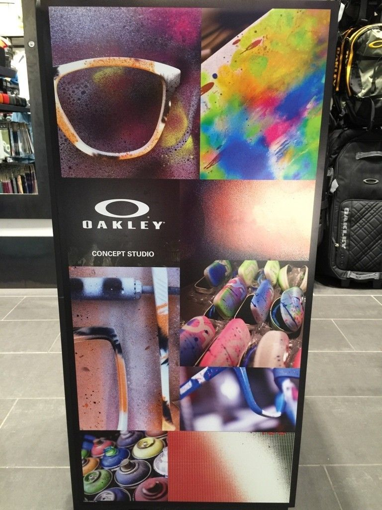 Oakley Concept Studio - Just saw these tonight! - ImageUploadedByTapatalk1416202664.429764.jpg