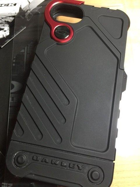 IPhone 5 Oakley Switch Lock Case SOLD - ImageUploadedByTapatalk1418370952.020925.jpg