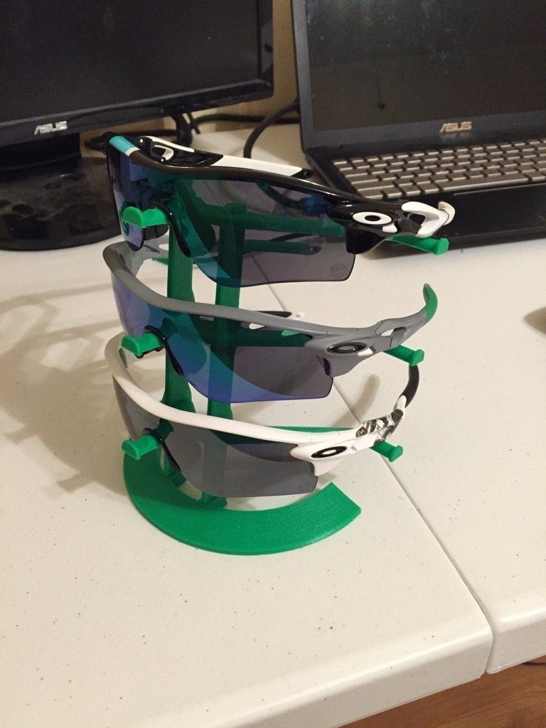 3D Printed Stands - 1,2,3 Tier - Multiple Colors - ImageUploadedByTapatalk1418780890.772079.jpg