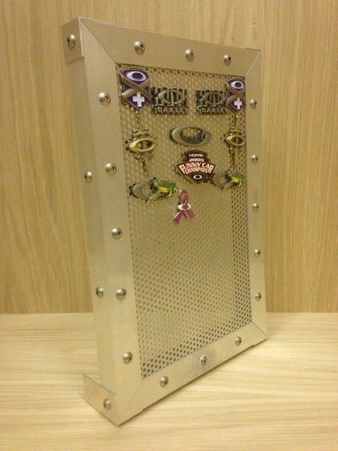 DIY Oakley Pin Stand - ImageUploadedByTapatalk1418994008.668180.jpg