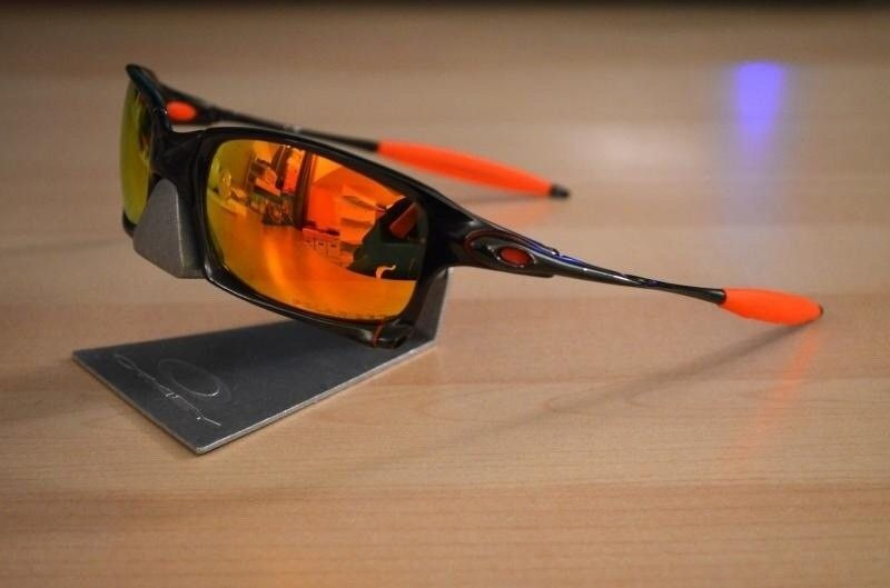 Pic request :Carbon Juliet/Fire lens with Linegear Orange rubber - ImageUploadedByTapatalk1419455830.580086.jpg