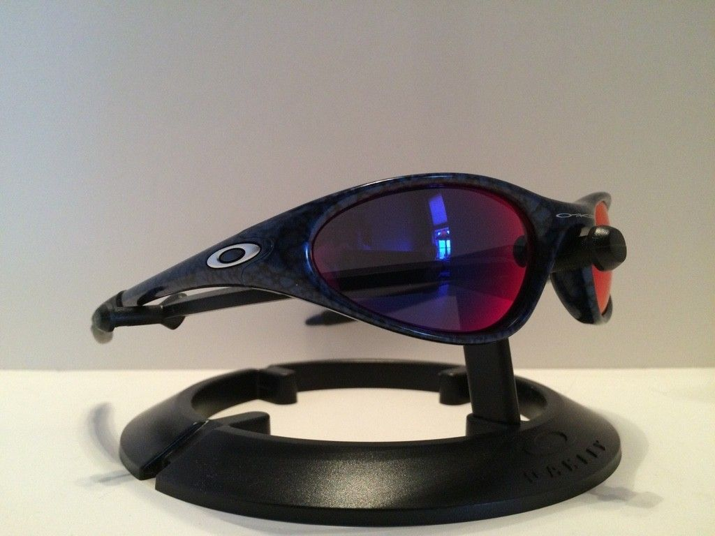 WTS:  Oakley Cobalt/Pos Red Minute   $100 - ImageUploadedByTapatalk1420336340.143772.jpg