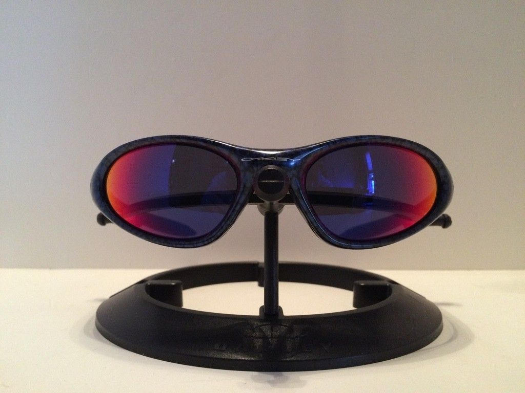 WTS:  Oakley Cobalt/Pos Red Minute   $100 - ImageUploadedByTapatalk1420336365.908423.jpg