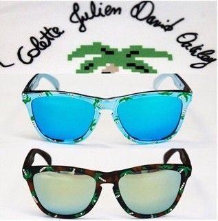 Oakley X Colette X Julien David Blue Chrome Frogskins for trade - ImageUploadedByTapatalk1421941371.067049.jpg