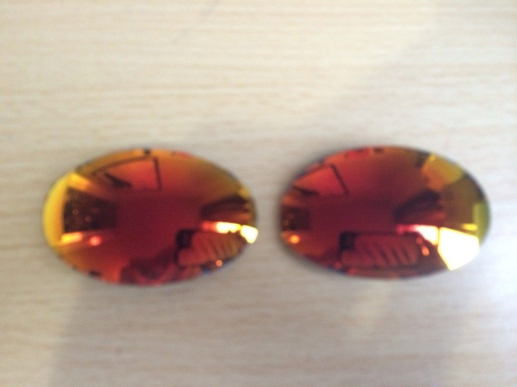 Romeo 1 lenses Ruby Polarized and red LG rubbers R1 - ImageUploadedByTapatalk1422066085.806966.jpg