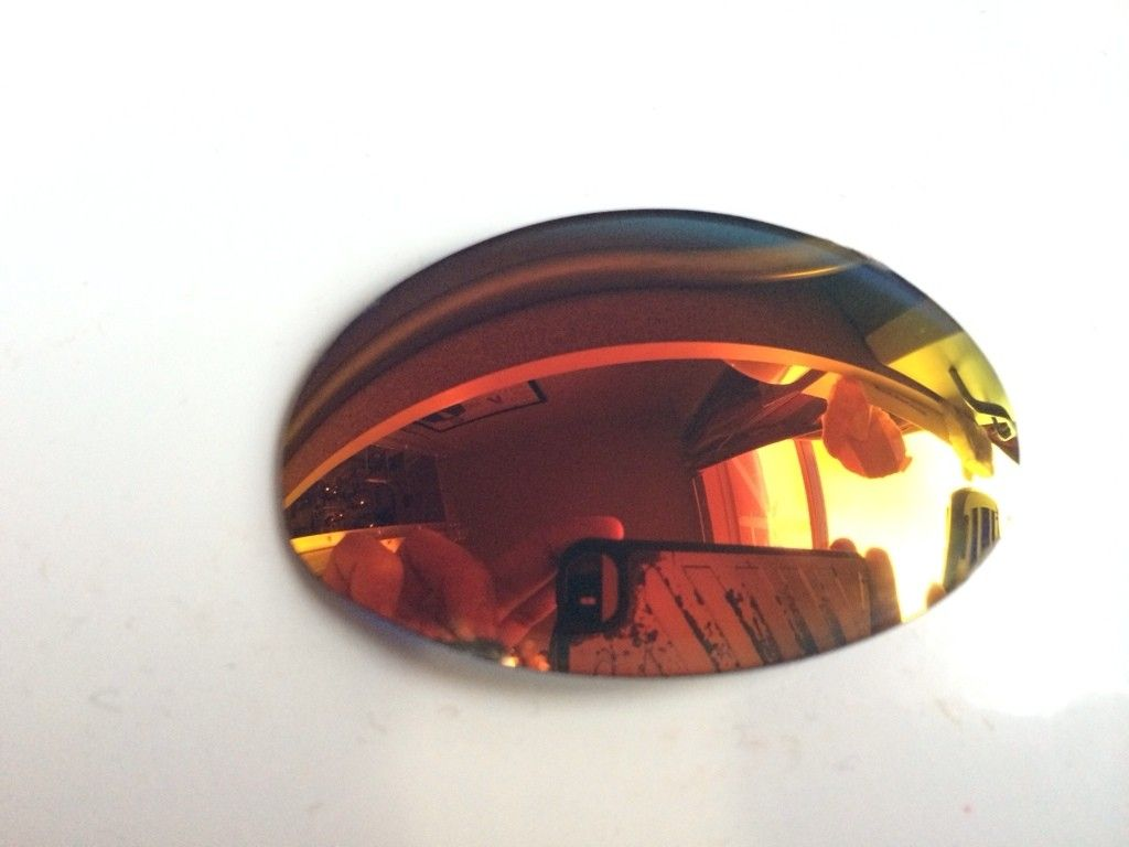Romeo 1 lenses Ruby Polarized and red LG rubbers R1 - ImageUploadedByTapatalk1422066109.989887.jpg