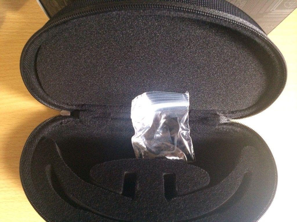 Flak Jacket lenses, M frame hybrid lenses, Vault case, Radar Rubbers and Case - ImageUploadedByTapatalk1422067262.183702.jpg