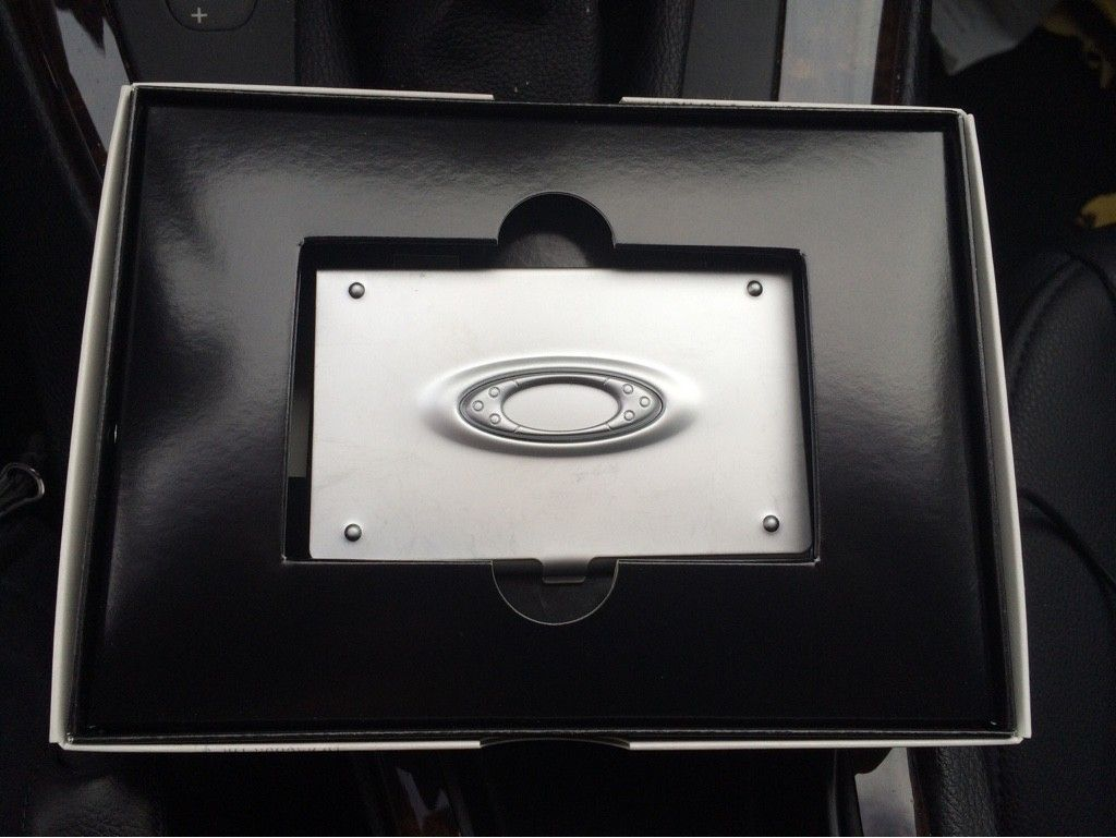 WTT:  Oakley Business Card Holder - ImageUploadedByTapatalk1422294522.584033.jpg