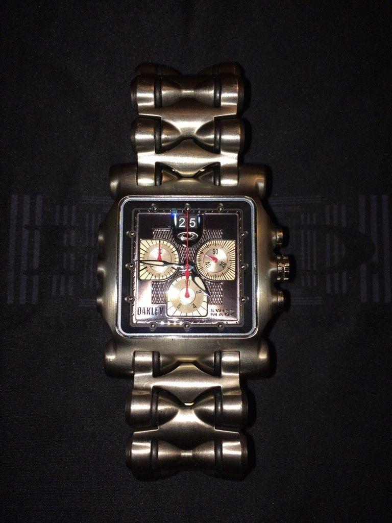 WTS:  Oakley Minute Machine......$750 - ImageUploadedByTapatalk1424912089.577696.jpg