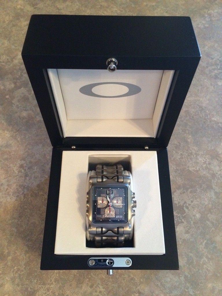 WTS:  Oakley Minute Machine......$750 - ImageUploadedByTapatalk1425317355.539305.jpg