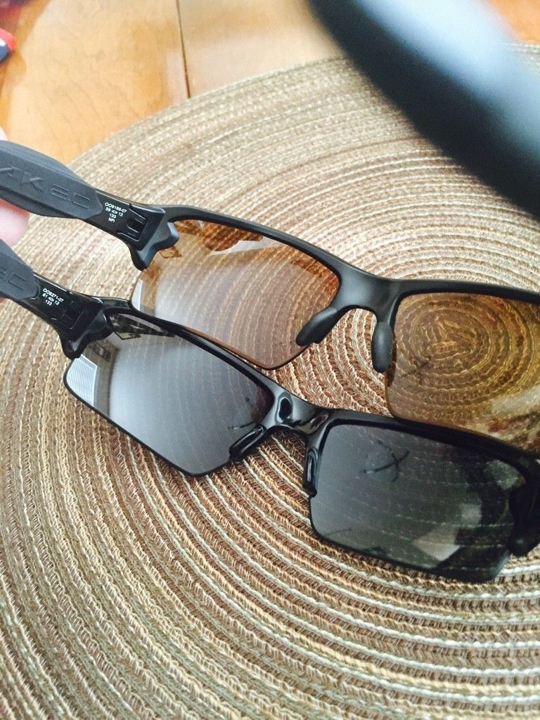 Second Pair of Flak 2.0s Came In: They Have Different Sized Lenses - ImageUploadedByTapatalk1427750626.704987.jpg