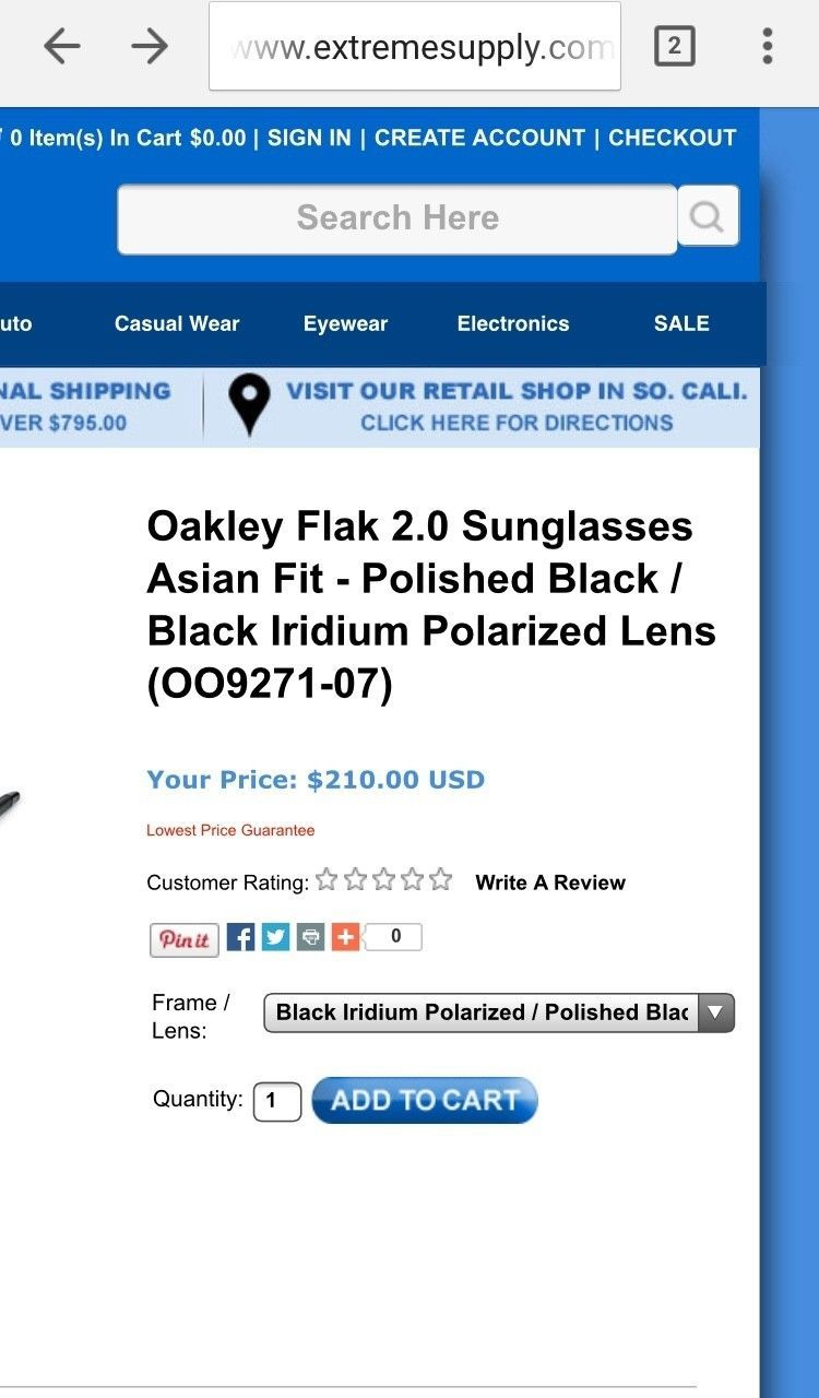 Second Pair of Flak 2.0s Came In: They Have Different Sized Lenses - ImageUploadedByTapatalk1427751048.188451.jpg
