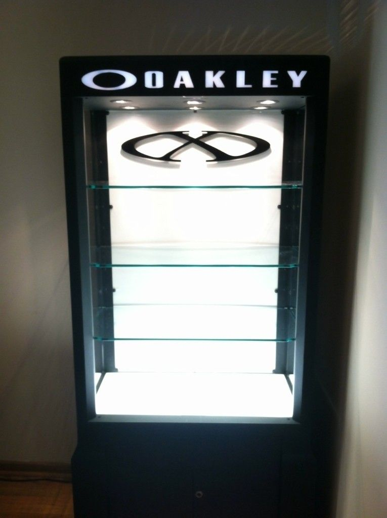 Wtb Black Oakley Display Case Oakley Forum