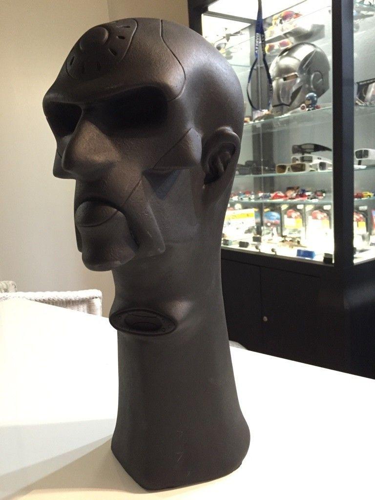 Oakley Bob Head Display Piece - ImageUploadedByTapatalk1434315607.232342.jpg
