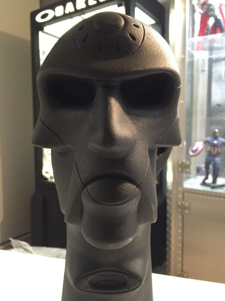 Oakley Bob Head Display Piece - ImageUploadedByTapatalk1434317000.307658.jpg