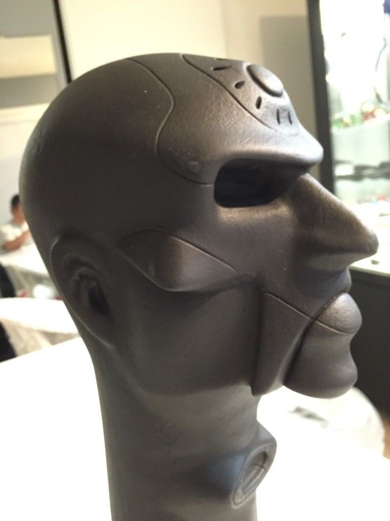 Oakley Bob Head Display Piece - ImageUploadedByTapatalk1434317028.206331.jpg