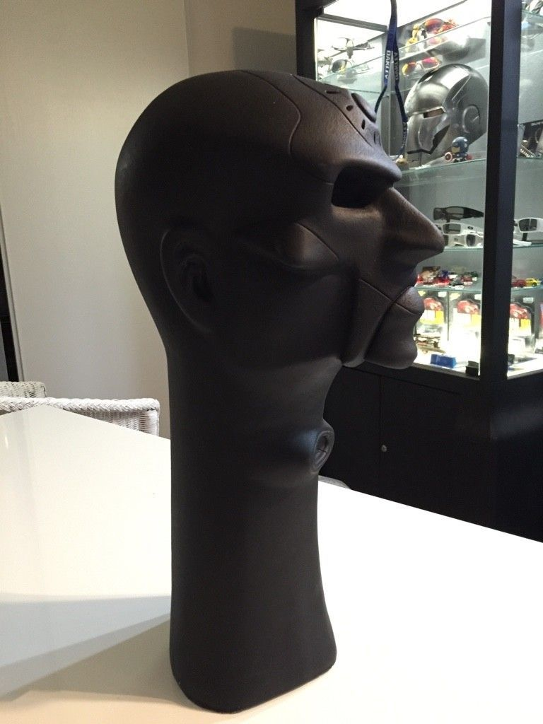 Oakley Bob Head Display Piece - ImageUploadedByTapatalk1434317048.131985.jpg
