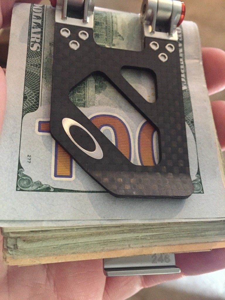 Carbon Fiber Money Clip Serial Owner List | Page 13 ...