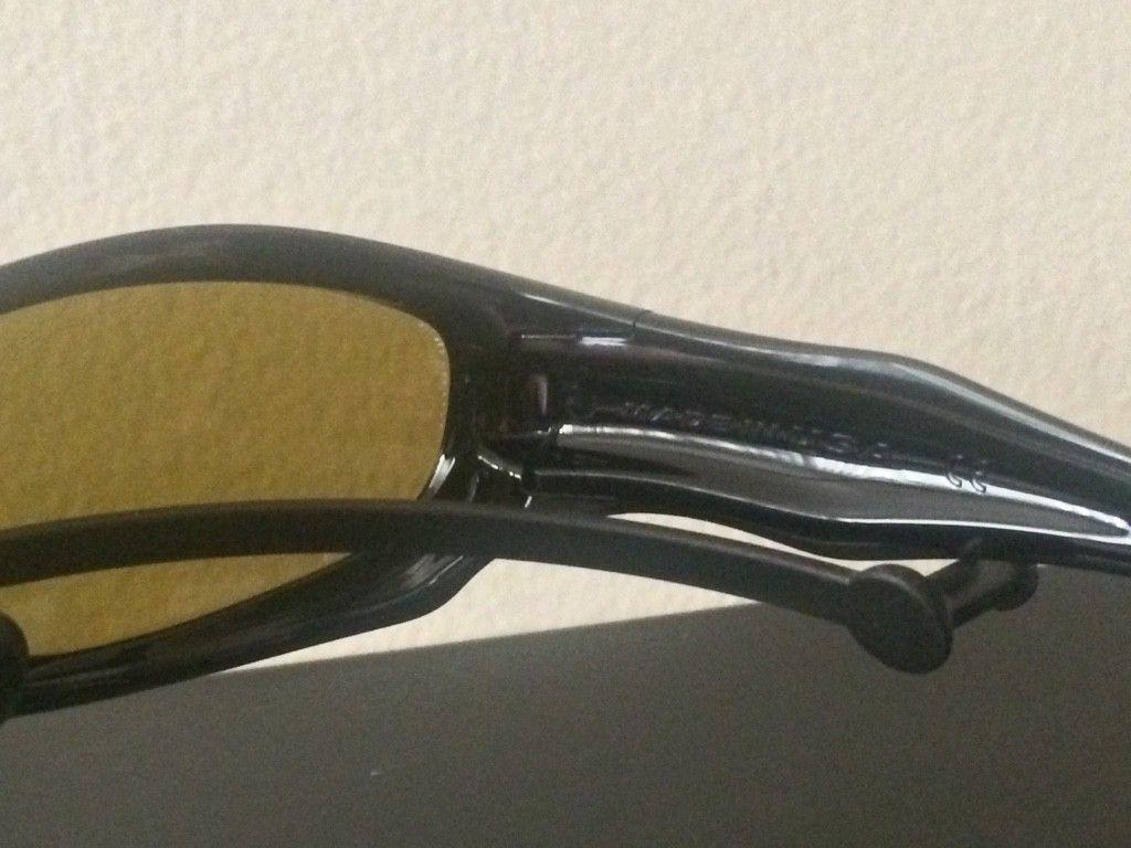 OAKLEY MONSTER DOG - AMBER BLACK POLARIZED LENSES/ POLISHED BLACK FRAME - ImageUploadedByTapatalk1438131704.689607.jpg