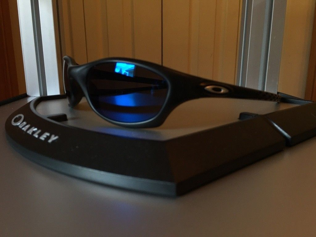 Matte Black Five 2.0 w/Ice Lenses - ImageUploadedByTapatalk1439741487.257238.jpg