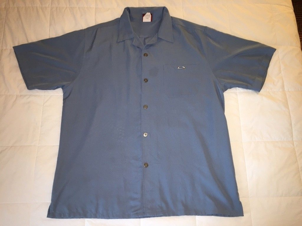 3 Oakley Camp Shirts.....$15/ea - ImageUploadedByTapatalk1439913793.804248.jpg