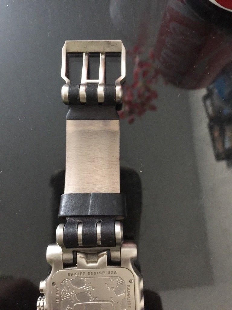 MM leather strap black face - ImageUploadedByTapatalk1440862217.360451.jpg