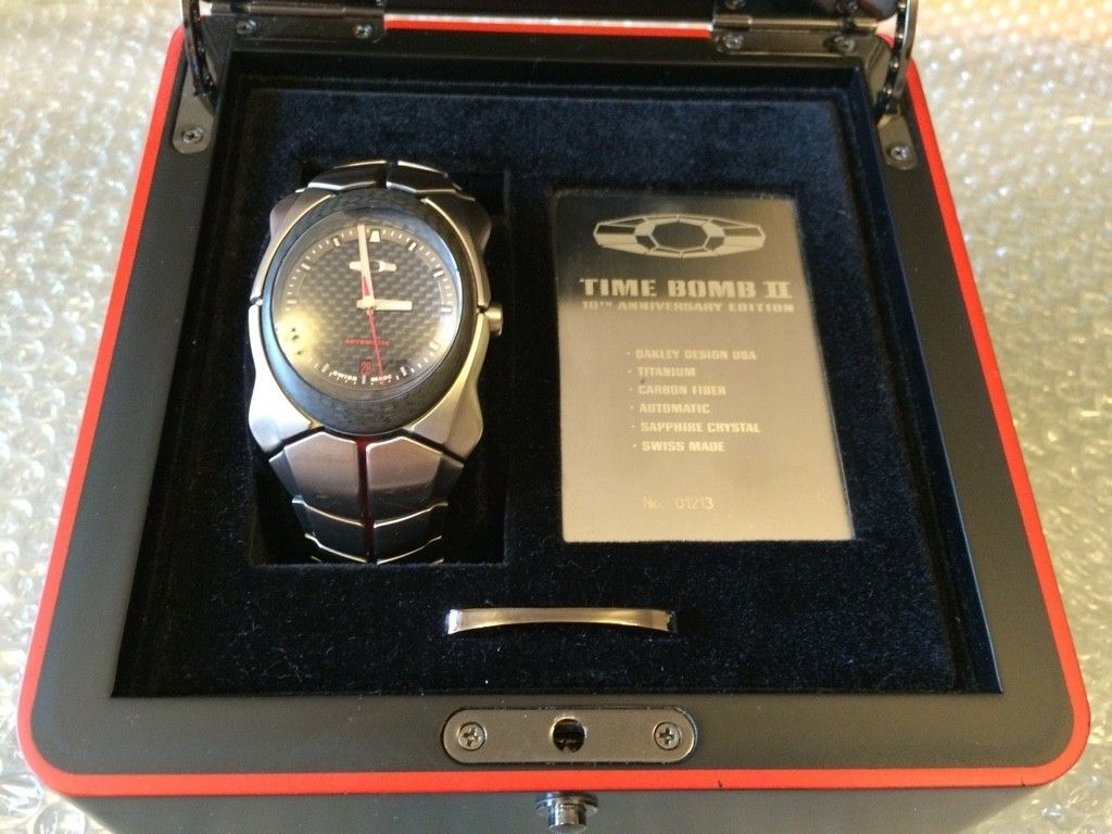 OAKLEY ELITE TIME BOMB 2 AND C SIX *SOLD* - ImageUploadedByTapatalk1441302962.841196.jpg