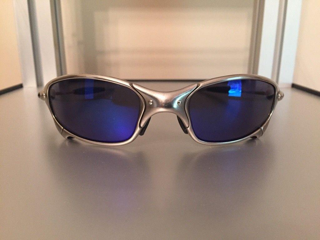 WTS: Oakley Juliet..... Polished/Blue Iridium......... $275 - ImageUploadedByTapatalk1443103829.447343.jpg