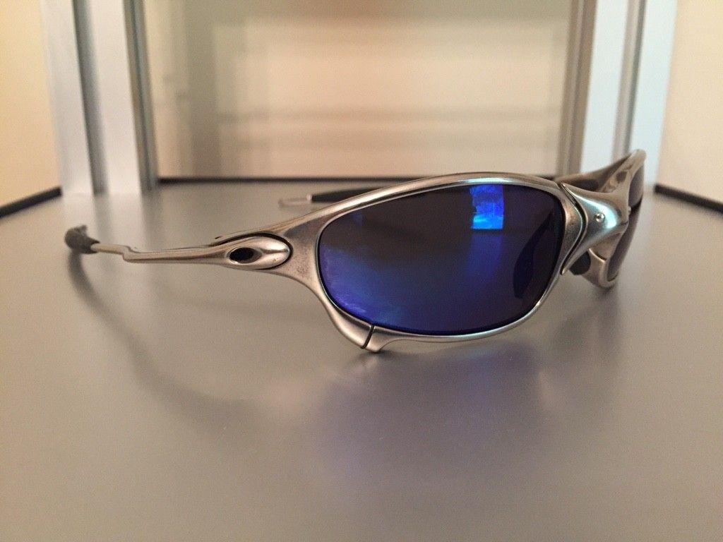 WTS: Oakley Juliet..... Polished/Blue Iridium......... $275 - ImageUploadedByTapatalk1443103838.922801.jpg