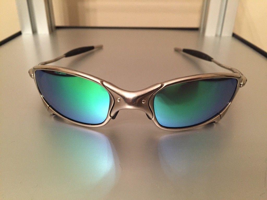 WTS: Oakley Juliet..... Polished/Blue Iridium......... $275 - ImageUploadedByTapatalk1443127394.716986.jpg