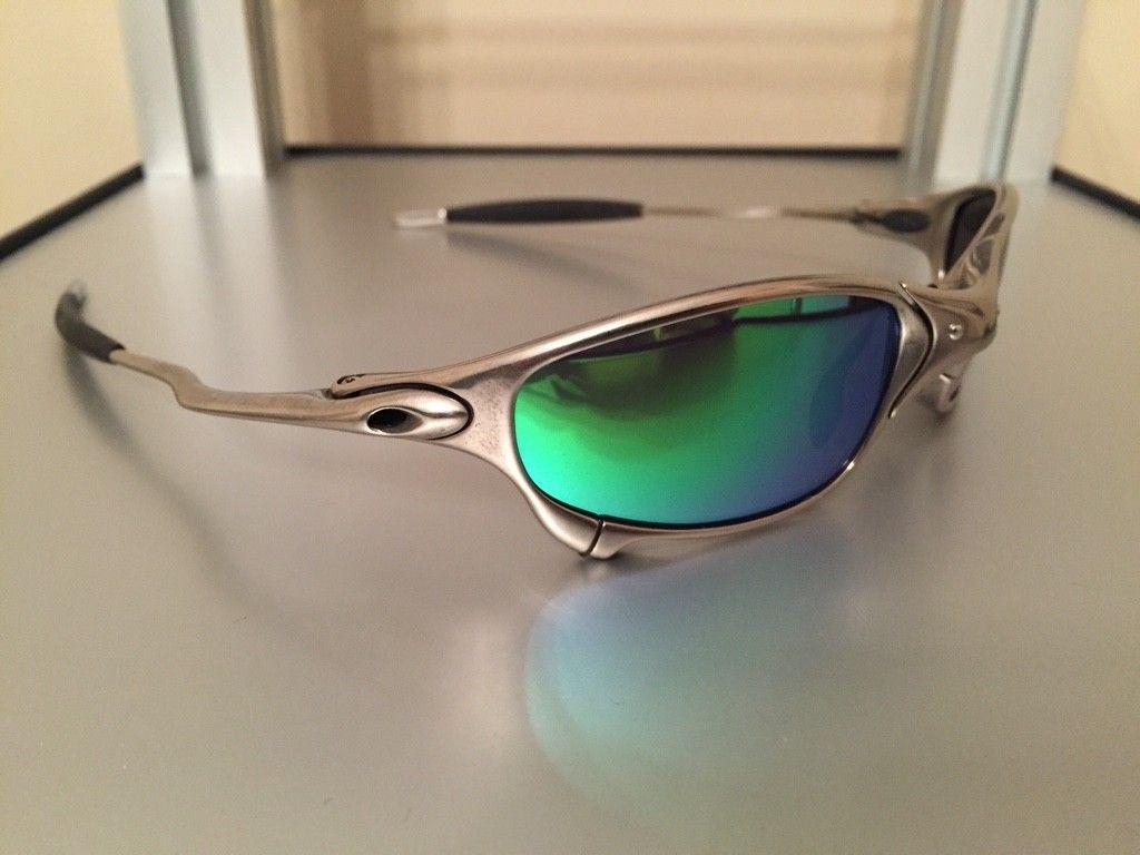 WTS: Oakley Juliet..... Polished/Blue Iridium......... $275 - ImageUploadedByTapatalk1443127404.172297.jpg