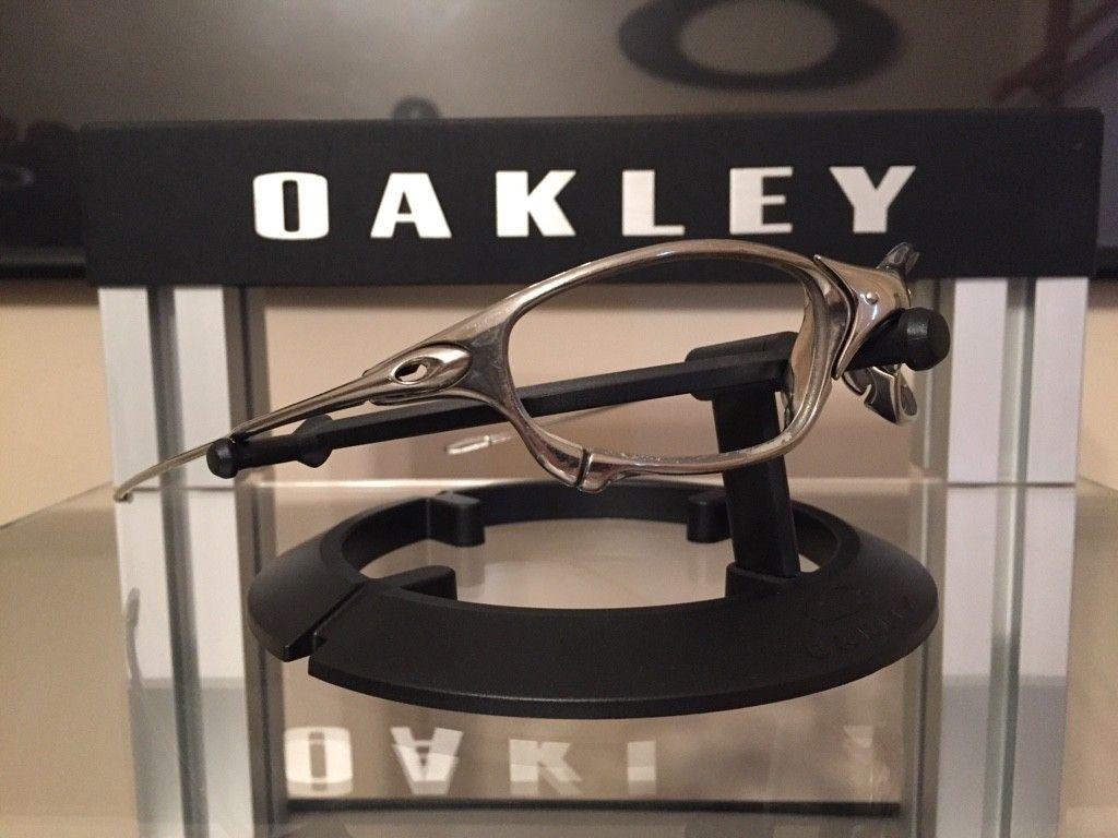 WTS: Oakley Juliet Polished Frame.....$205 - ImageUploadedByTapatalk1447514983.836544.jpg