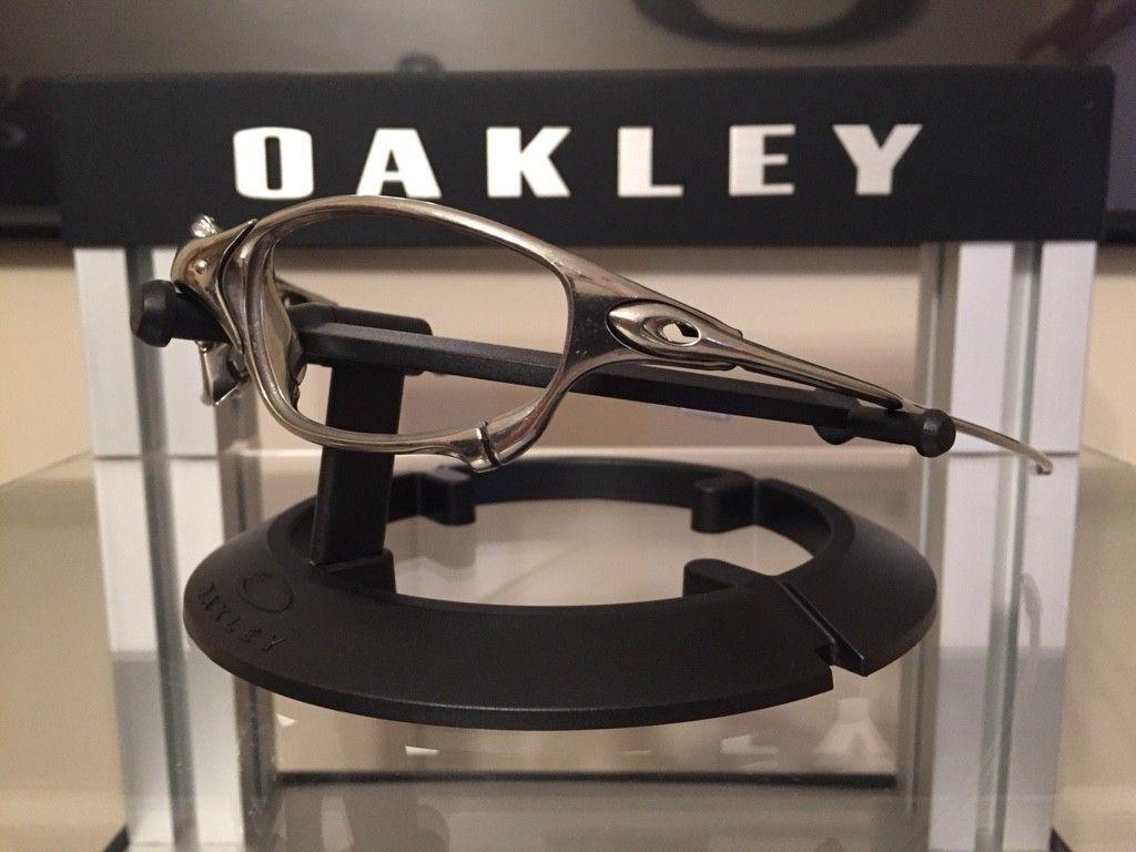 WTS: Oakley Juliet Polished Frame.....$205 - ImageUploadedByTapatalk1447514992.502725.jpg