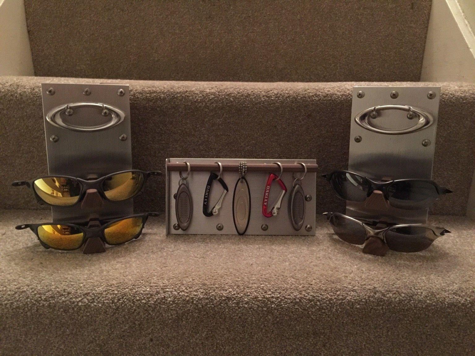 Oakley stands - ImageUploadedByTapatalk1449001398.820122.jpg