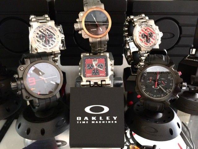 Arjay's Oakley Watch Collection - ImageUploadedByTapatalk1450547015.078620.jpg