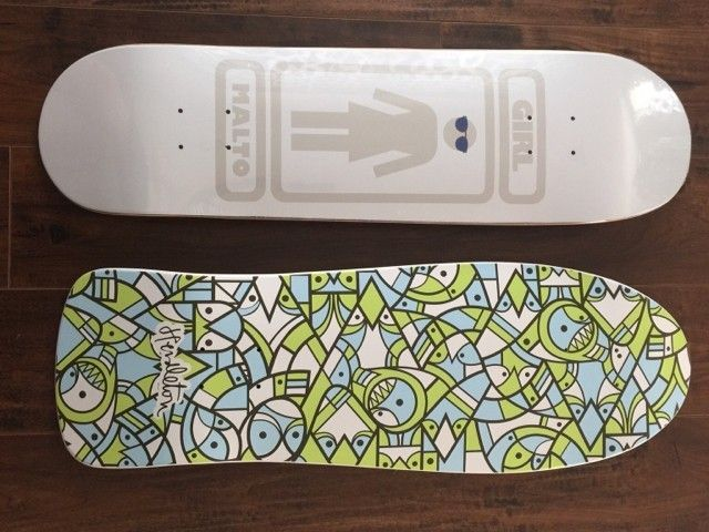 WTS: Pendleton skate deck - ImageUploadedByTapatalk1450805936.305034.jpg
