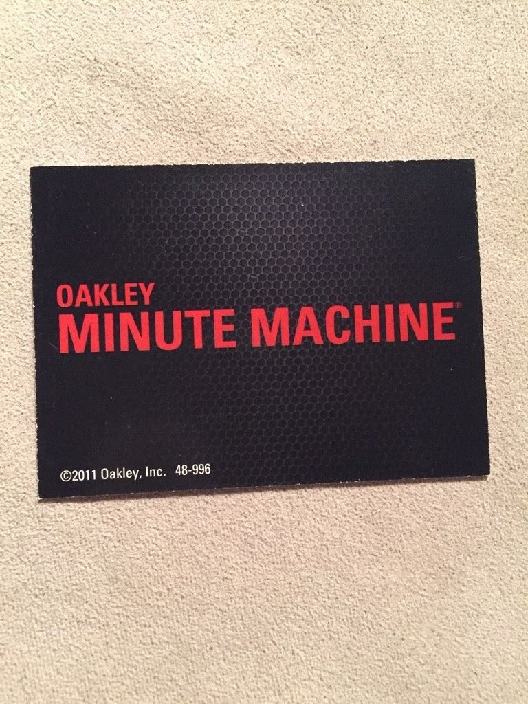 WTB:  Minute Machine Pop Card - ImageUploadedByTapatalk1451873228.385341.jpg