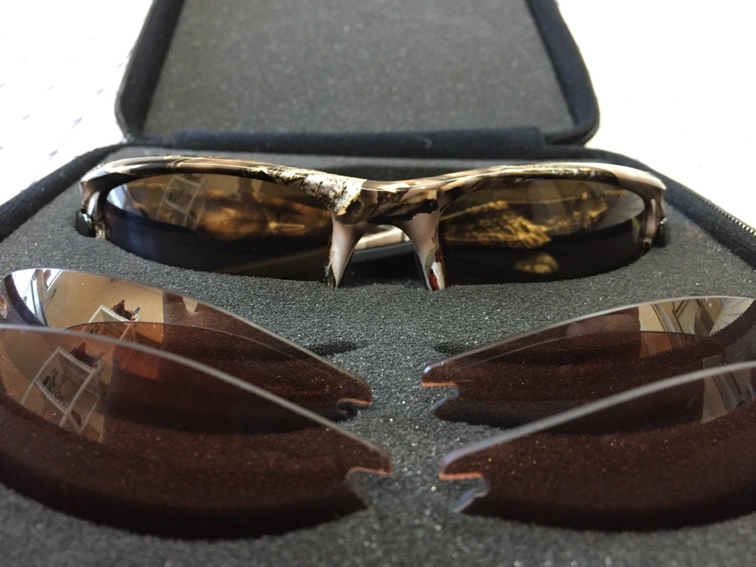 Custom Camo Fast Jackets! Polarized! 3 sets of lenses! - ImageUploadedByTapatalk1452879402.389692.jpg