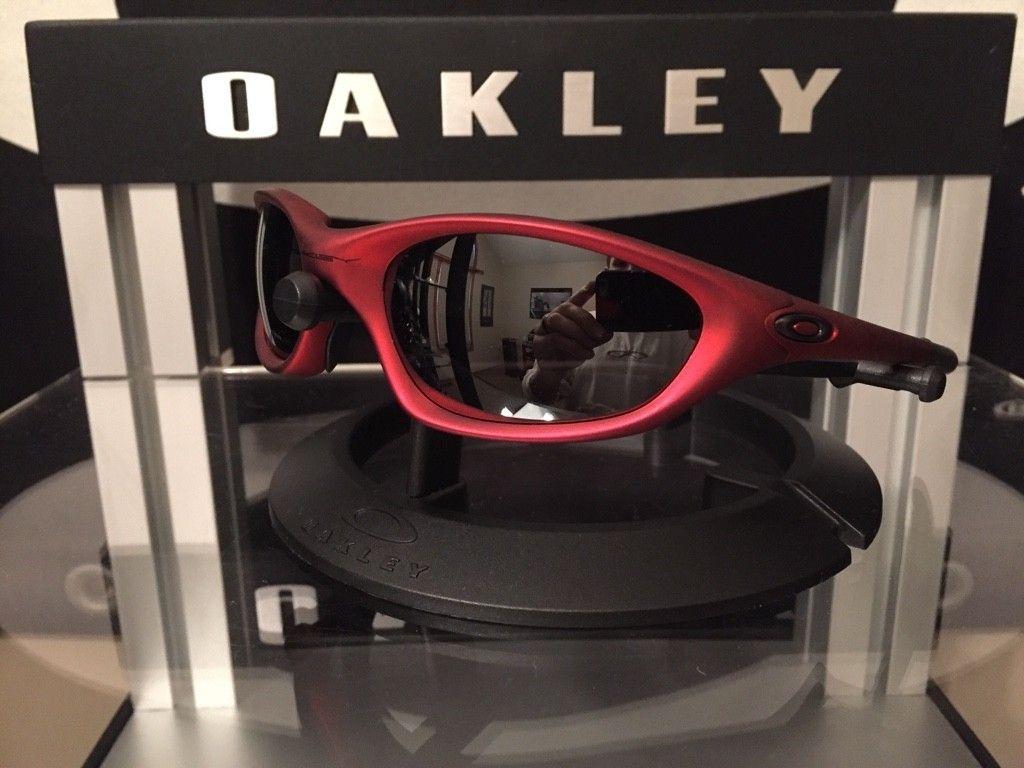 WTT:  Oakley FMJ Red/BI XXTwenty for Oakley Gunmetal XX Twenty - ImageUploadedByTapatalk1453426836.551963.jpg