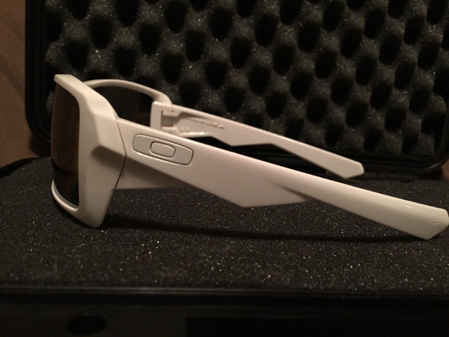 White Eyepatch 1's. Includes unused Titanium Lenses - ImageUploadedByTapatalk1455335827.722114.jpg