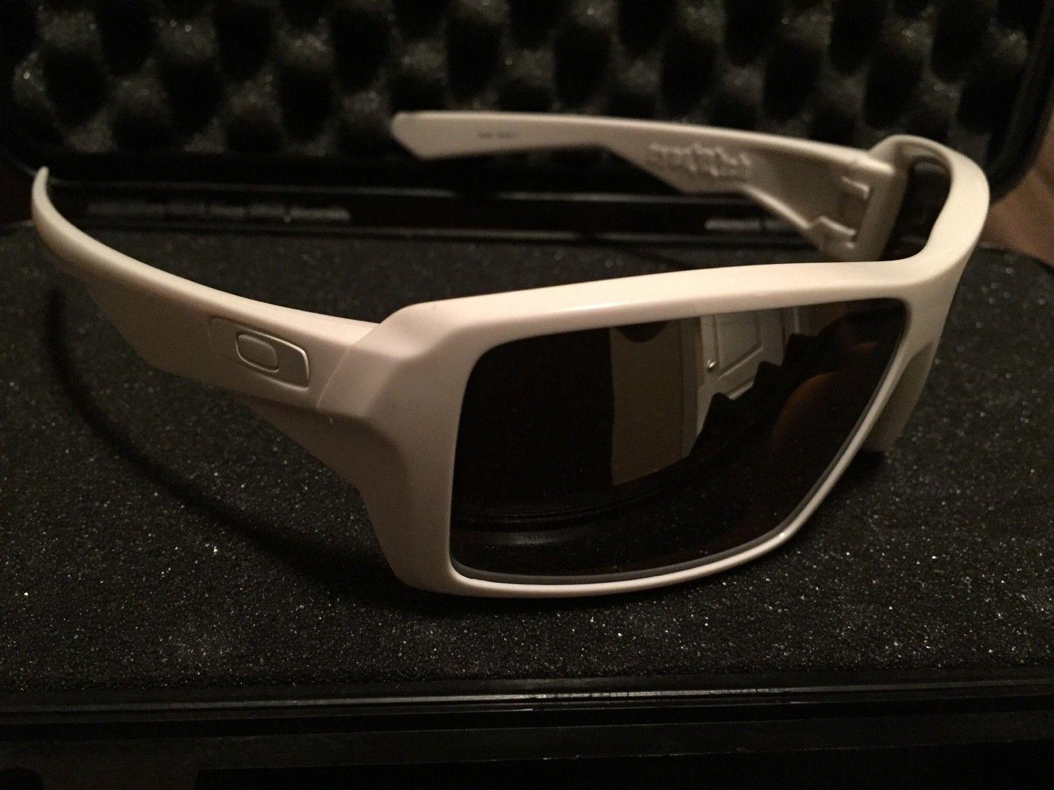 White Eyepatch 1's. Includes unused Titanium Lenses - ImageUploadedByTapatalk1455335843.995160.jpg