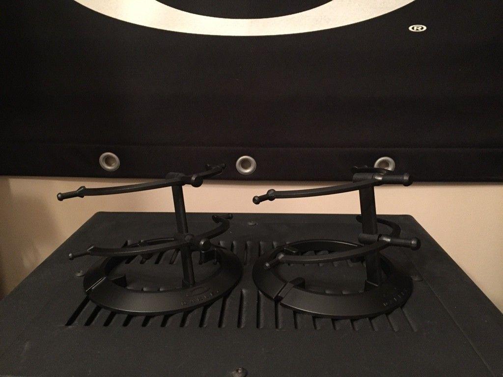 Oakley Black 2-Tiers for Oakley Black 1-Tier Stands - ImageUploadedByTapatalk1456160454.183985.jpg